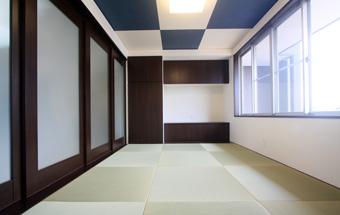和室の別角度